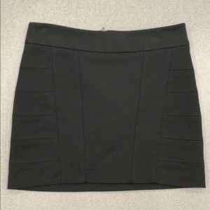 BCBGeneration black mini skirt size 4